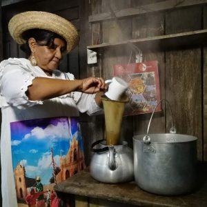 La casa de Juanita Tomichá forma parte de la ruta para conocer la gastronomía josesana. Foto: Doly Leytón Arnez